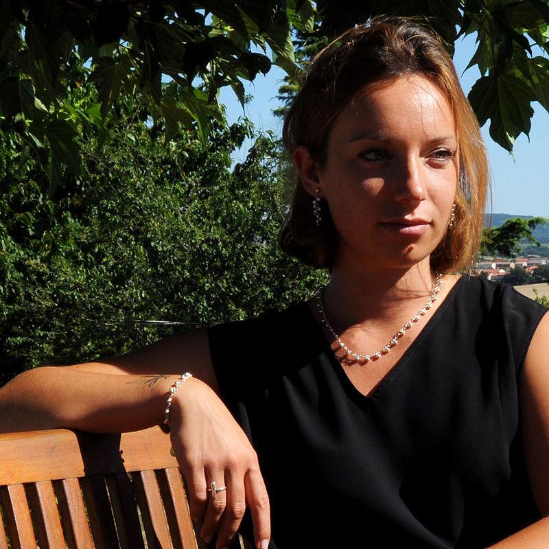 Bijoux argent Perline artisan créateur Lyon