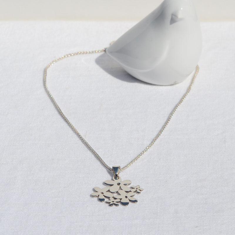 Collier argent Arcade créateur bijoux Lyon